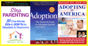 Randall Hicks adoption books