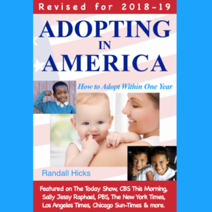 Adopting in America by adoption attorney, Randall Hicks